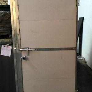 PERFILERÍA PVC PARA PUERTAS, VALLAS y más