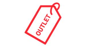 Outlet (descuentos hasta el 70%)