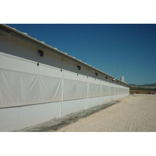 LONA PVC PLASTIFICADA PARA VENTANALES
